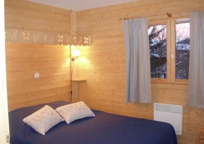 Chambre 1 lit 2 personnes